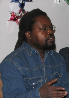 Mr. Okoth Osewe: The author
