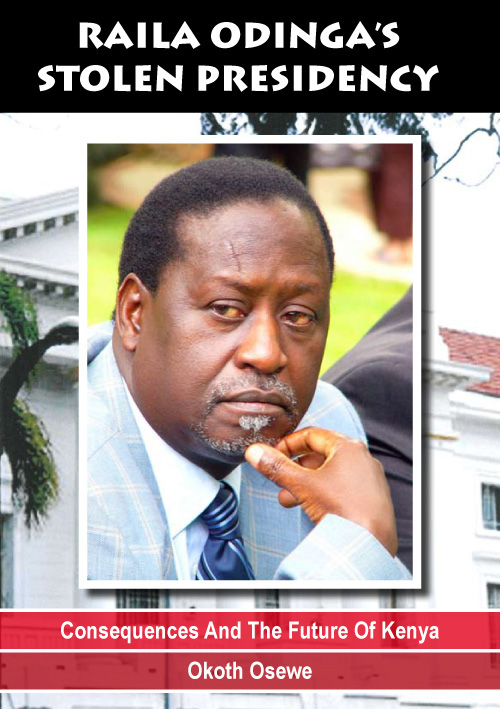 Ebook of raila odingas stolen presidency launched kenya stolen presidency ebook launched fandeluxe Images