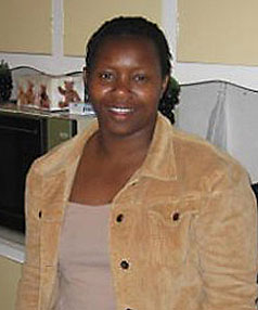 Lydia Munene is lying in a coma in a New Zealand hospital following the attack.
