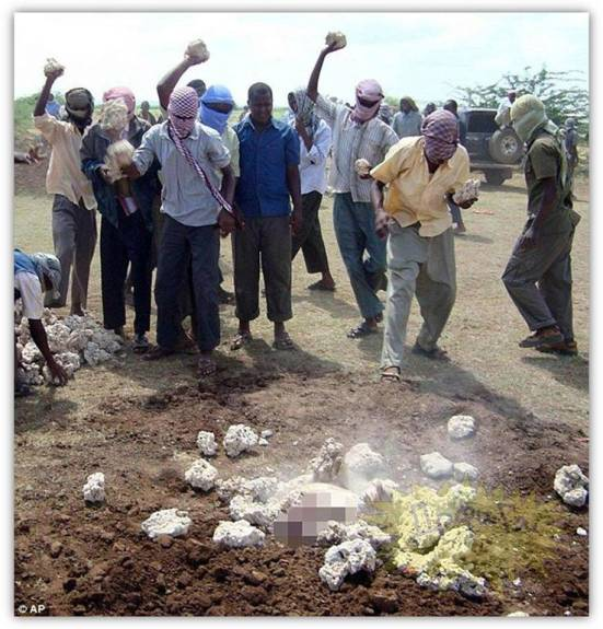 sharia court death stoning hiv