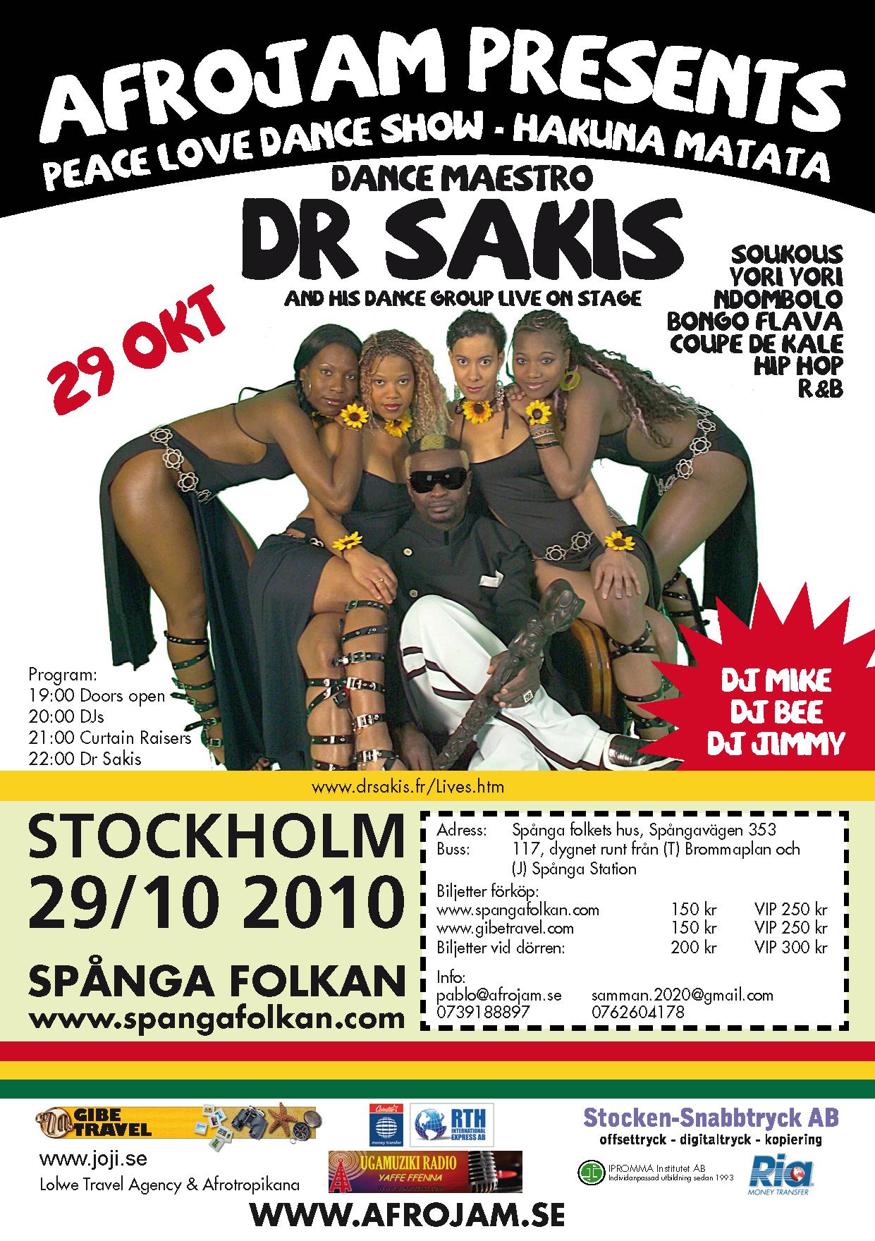 dr sakis