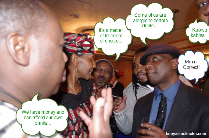 Confrontation with Purity at Jamhuri