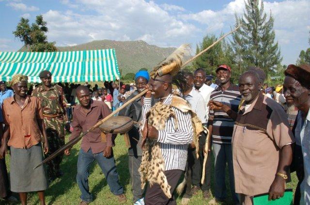 Ruto Made Luo Elder: 29th December   Kenya Stockholm Blog