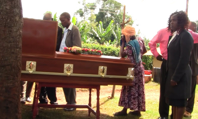 The Joseph Funeral: Vote of Thanks | Kenya Stockholm Blog