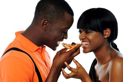 Image result for cute girls eating food in kenya