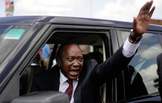 Uhuru Kenyatta: Working hard to skip date with ICC