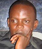 Wasonga: Found dead in his house in Mombasa.