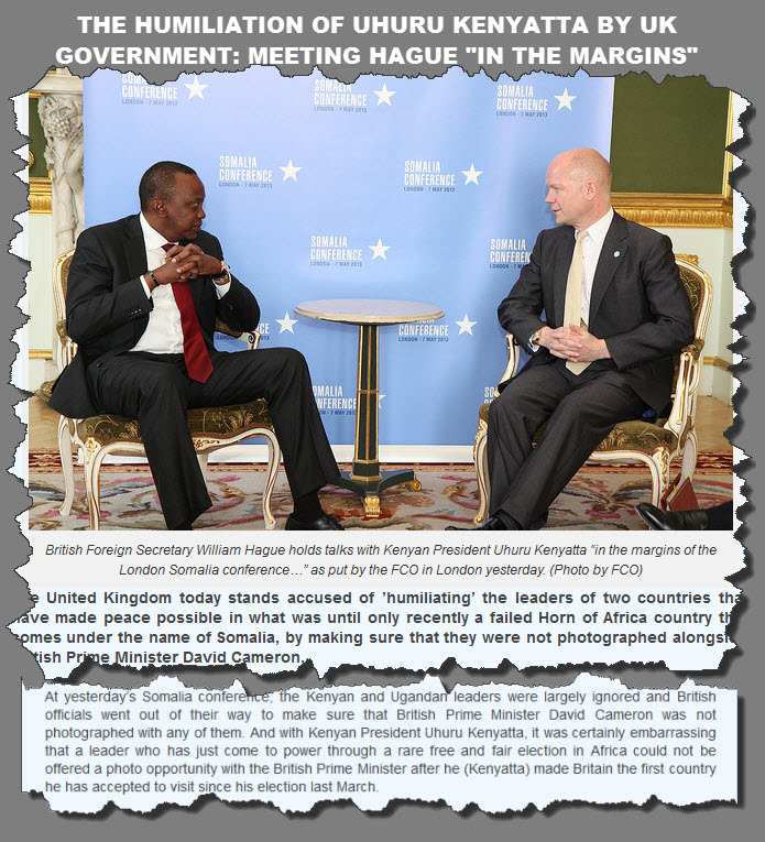 MEETING HAGUE IN THE MARGINS