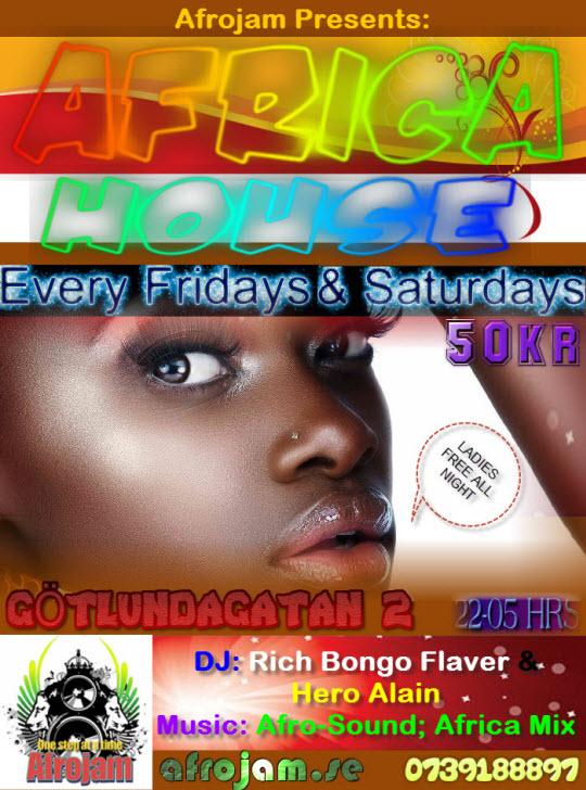 africa house ksb