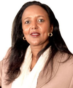 Amina Mohammed: Intellectual prostitute with mouth drooling with Jubilee pus.
