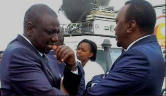 Uhuruto: Might have to be captured