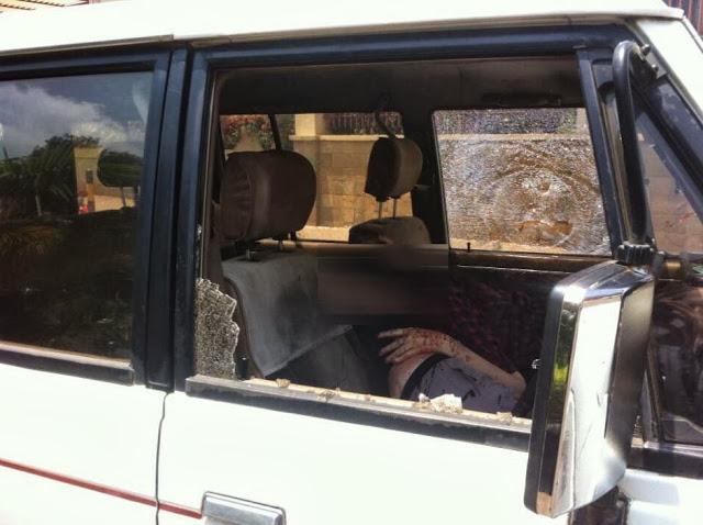 Shocking Photos of Westgate Shooting in Nairobi (1/4)