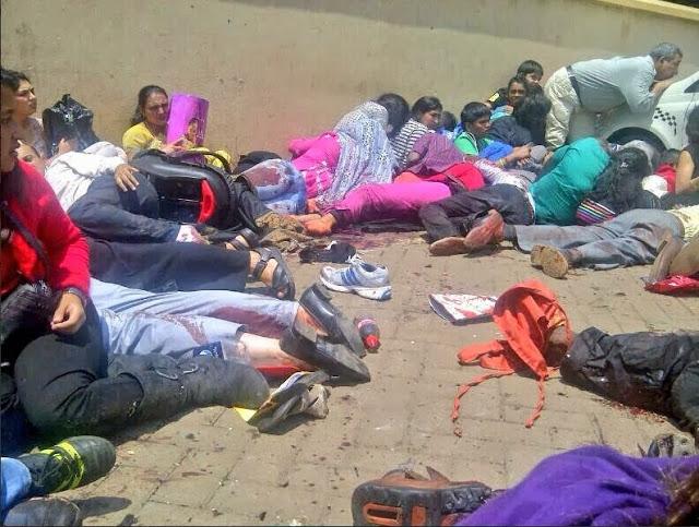 Shocking Photos of Westgate Shooting in Nairobi (2/4)