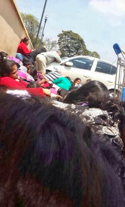 Shocking Photos of Westgate Shooting in Nairobi (4/4)