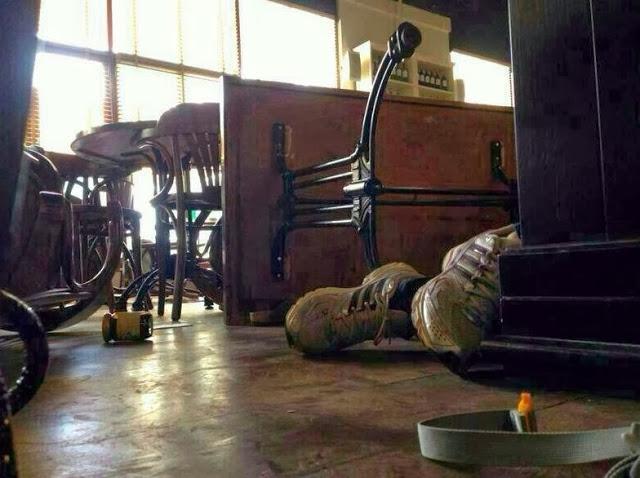 Shocking Photos of Westgate Shooting in Nairobi (3/4)