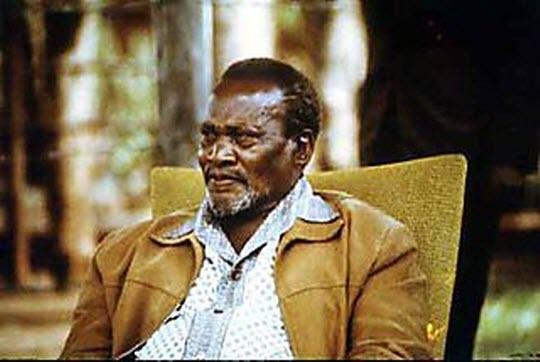 Jomo Kenyatta land grabber