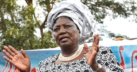 Mama Ngina Kenyatta: Uhuru Kenyatta's Mother is worth 1 Billion USD stoelm from Kenya