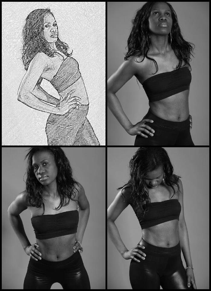 "Kenya-Stockholm's Top Model: An Exclusive ""Mercy Weekend"""
