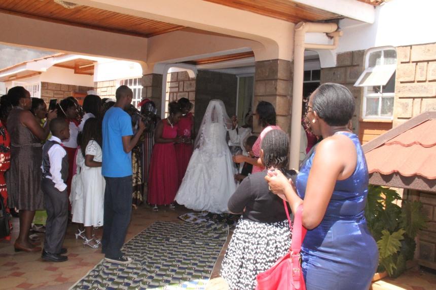 Wanjau-Mugo Wedding Weekend