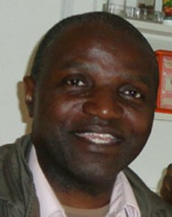 "Jared Odero:  ""Beyond Zero"" missing on official London's Marathon map of Charity initiatives!"