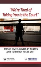 Report documents human rights abuses and killings by government security unit