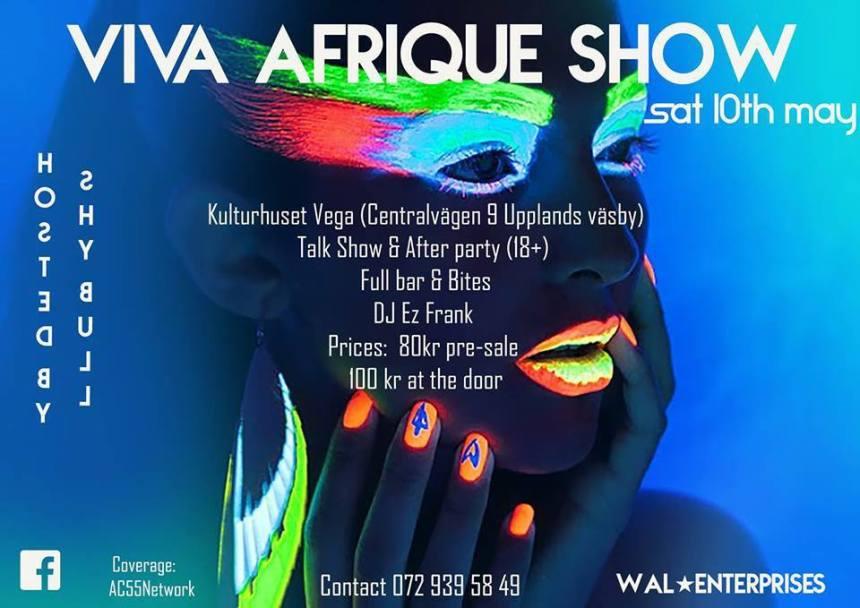 afrique talk show