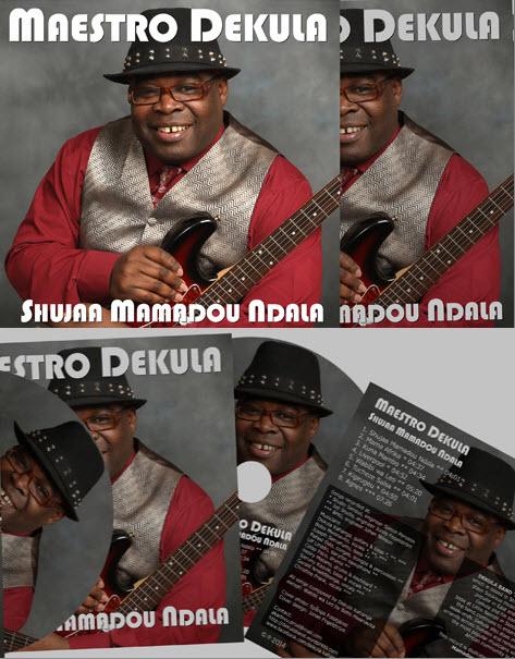 DEKULA CD LAUNCH