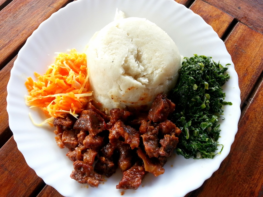 First, put ugali on the table and every Kenyan will join in national prayers