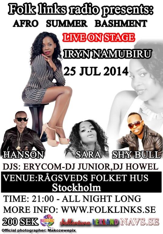 IRYN in stockholm