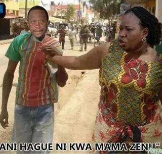 uhuru nabbed
