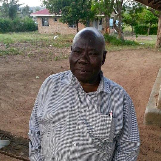 The late Mzee John Odhiambo Aroka