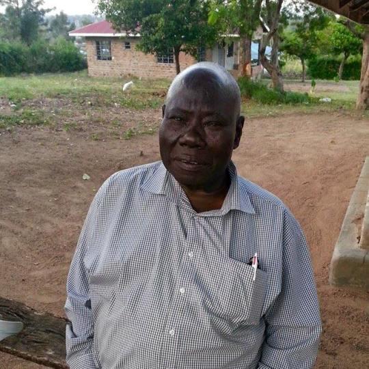 The late Mzee John Odhiambo Aroka