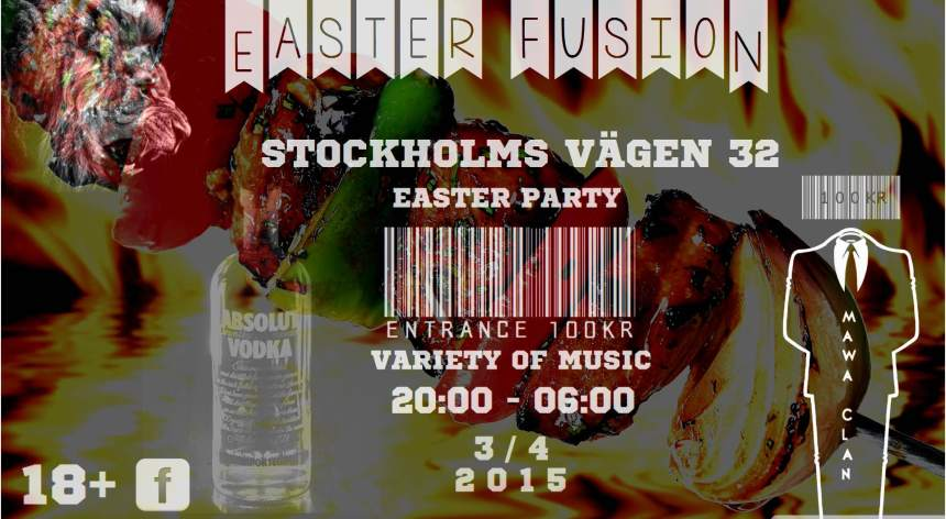 easter party 2015
