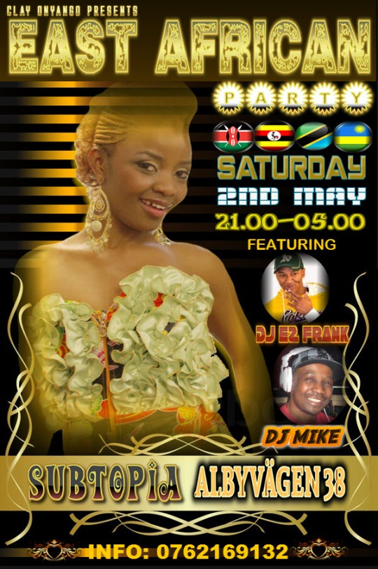 east african party