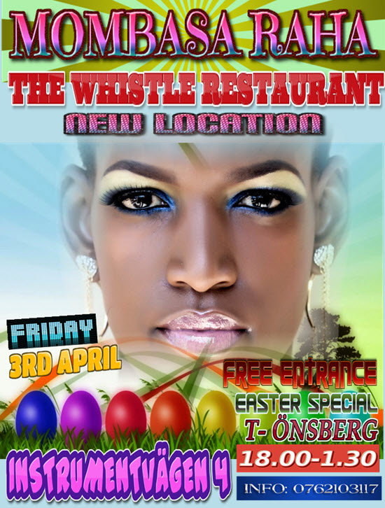 mombasa raha easter special