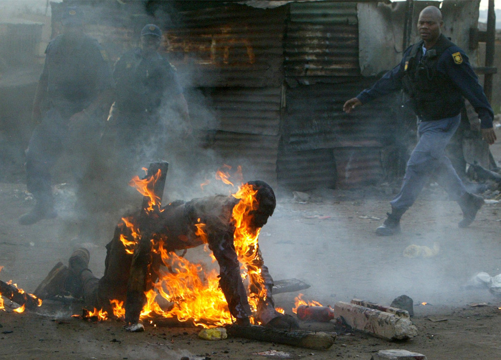 South Africa: Xenophobia Is A Product Of Apartheid