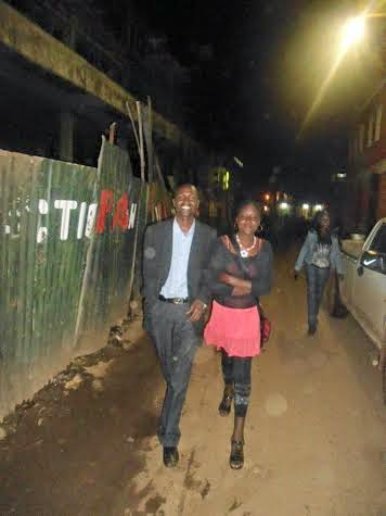Kenyan prostitutes in streets