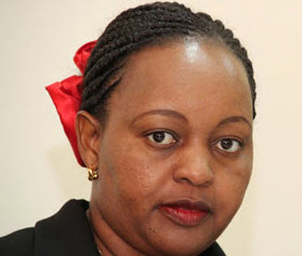 Ann Waiguru: Corrupt to the bone