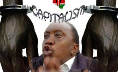 Capitalist interests have chained Kenya to worthless leaders who should be in prison, not State House