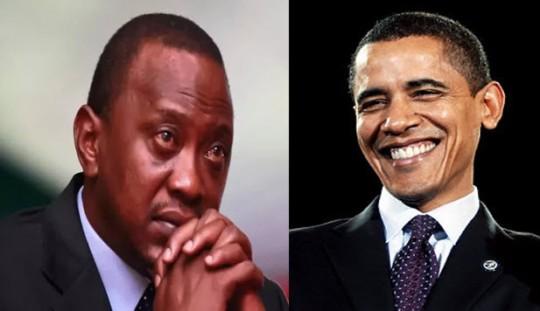 uhuru obama condition