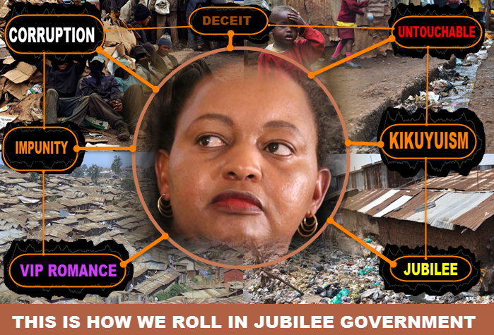 how jubilee rolls in government