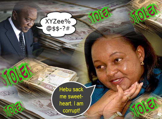 Image result for corruption in kenya