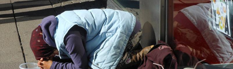 beggars in sweden