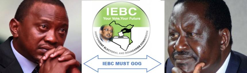 iebc must go