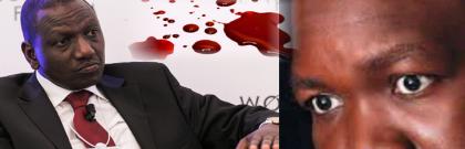william-ruto-killed-jacob-juma