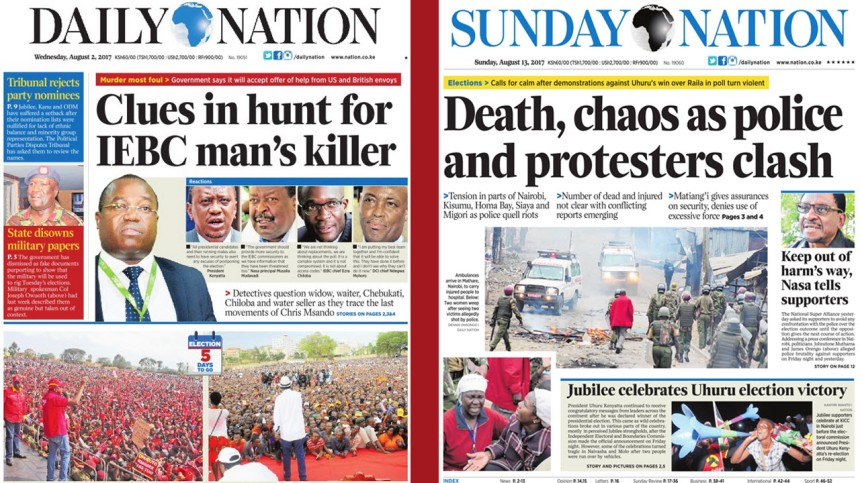 nation newspaper