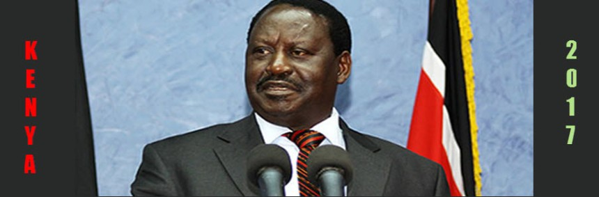 raila odinga declared winner