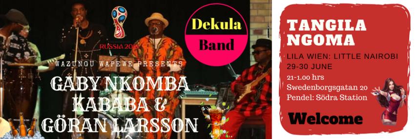 vumbi dekula band
